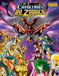 Álbum Os Cavaleiros Do Zodíaco 2017 + 60 Figur. S/ Repetição
