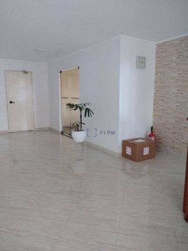 Apartamento 70m², 2 Dormitorios,  1 Vagas - Chácara Inglesa - Ap10291