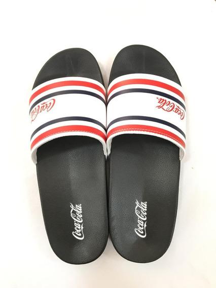 Sandalia Slide Coca-cola Original