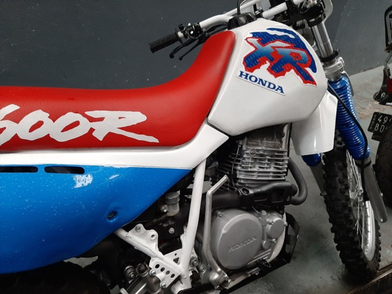 Honda Xr 600 Año1993