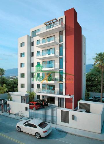 Penthouse Nuevo En Torre En Centro De Santiago (tra-248 A6)