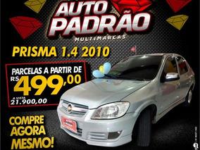 Chevrolet Prisma Maxx/ Lt 1.4 8v Econof. 4p 2010