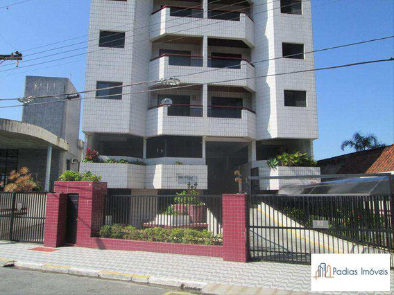 Apartamento Com 1 Dorm, Vera Cruz, Mongaguá - R$ 223 Mil, Cod: 308 - A308