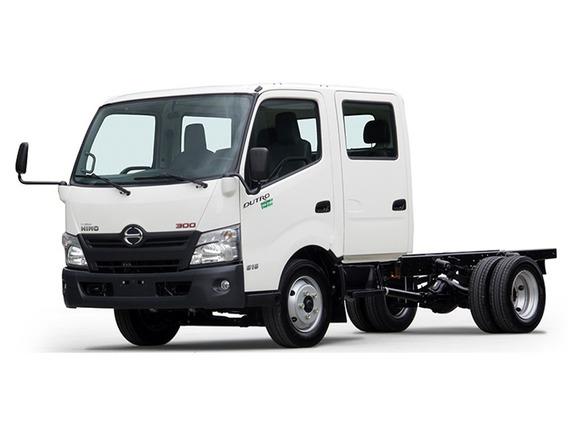 Chasis Hino Dutro Team 2020 Para Camion Furgón, Estacas