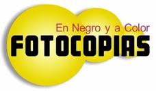 2 Fotocopias E Impresiones Blanco Y Negro Y A Color (tesis)