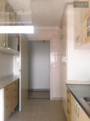 Apartamento Residencial Para Locação, Barra Funda, São Paulo. - Ap0353
