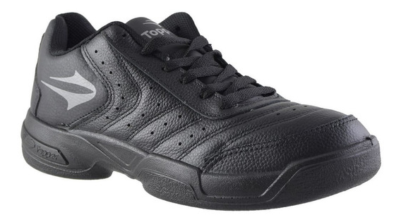 Zapatilla Topper Tenis Game Over Iii 24306 Negro Unisex
