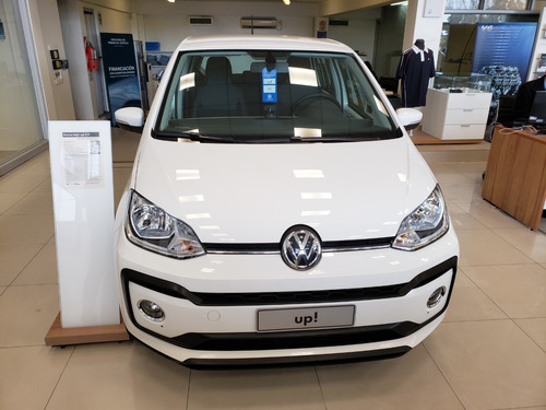 Volkswagen Up! 1.0 High Up! 5 P 0 Km 2021