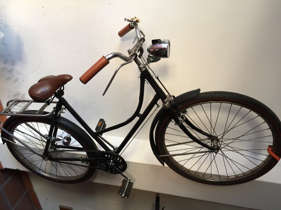 Bicicleta Antigua Restaurada