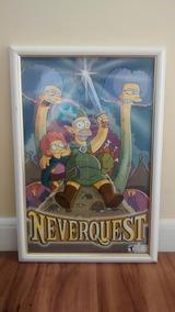 Quadro Neverquest , Simpsons.