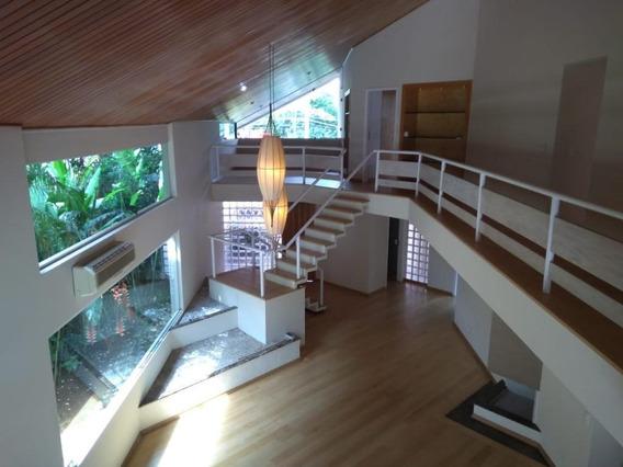 Casa Em Alphaville, Barueri/sp De 400m² 4 Quartos Para Locação R$ 8.000,00/mes - Ca271311