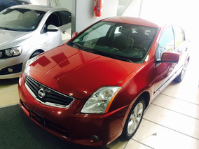 Nissan Sentra 2.0 N Acenta Mt 2012 (gas 5ta Generacion)
