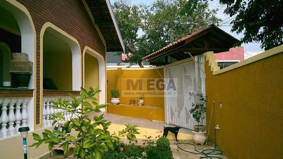 Casa Residencial À Venda, Parque Cecap, Valinhos. - Ca0812
