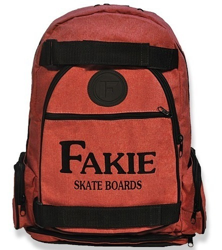 Mochila Masculina/feminina Fakie 104 C/ Sup. Skate Promoção