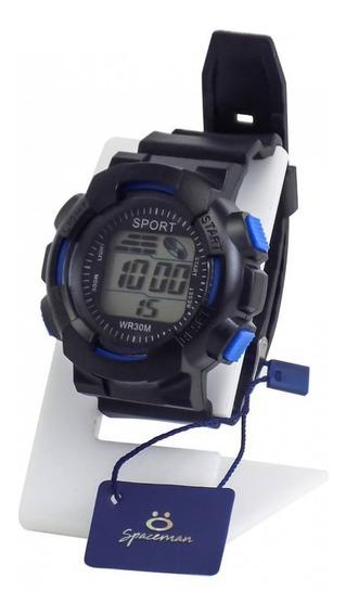 Relógio Masculino Original Preto + Nota Fiscal Barato