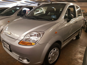 Chevrolet Matiz 1.0 Ls Plus Mt 2013
