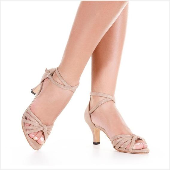 Sandália De Dança - Só Dança Bl62