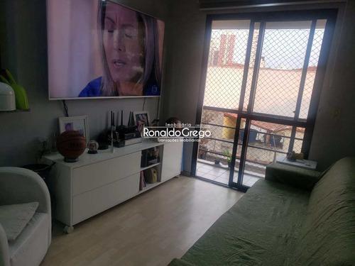 Apartamento Com 2 Dorms, Belenzinho, São Paulo - R$ 371 Mil. - V3878