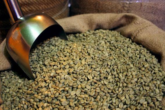 Café Verde Para Tostar 1 Kg Tipo Oro Natural 100% Organico