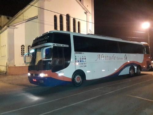 Imagem 1 de 12 de Mercedes-benz  Busscar Jumbus 360