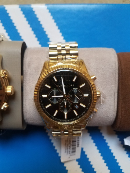 Reloj Michael Kors Lexington Para Caballero