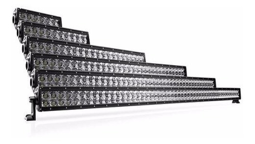 Barra Led 4x4  Exelente Calidad 50cm