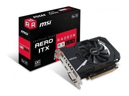 Placa De Video Radeon Rx550 2gb Gddr5 Amd