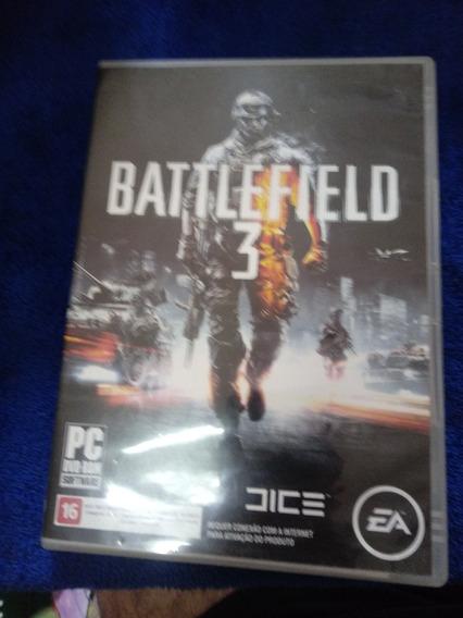 Battlefield 3 Original Mídia Física
