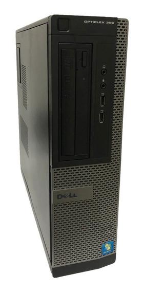 Cpu Dell 390 I5 2° Ger 4gb - Ssd 120gb + Wi Fi