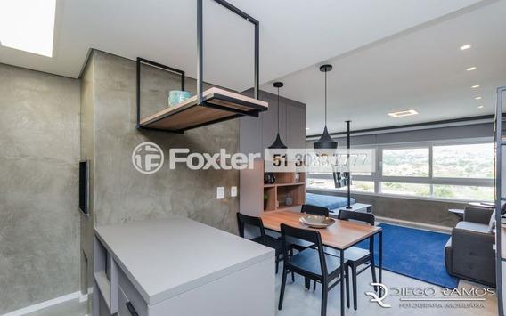 Loft, 1 Dormitórios, 36.64 M², Centro - 196563