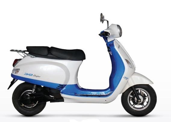 Zanella E Styler Electrica 2019 0km Motoneta Scooter 999
