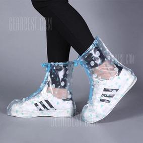 Cubierta De Zapato Para Lluvia Talla L, 24.5 Cm