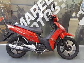 Honda Biz 125 - Traxx Sky 125 Linda!
