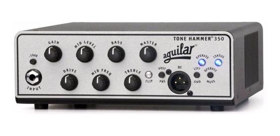 Amplificador Cabeçote P/ Baixo Aguilar Tone Hammer 350