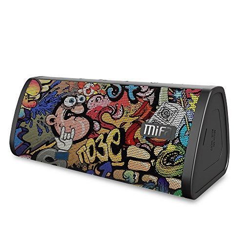 Imagen 1 de 9 de Altavoces Bluetooth Mifa A10 Caja De Resonancia Portátil Tr