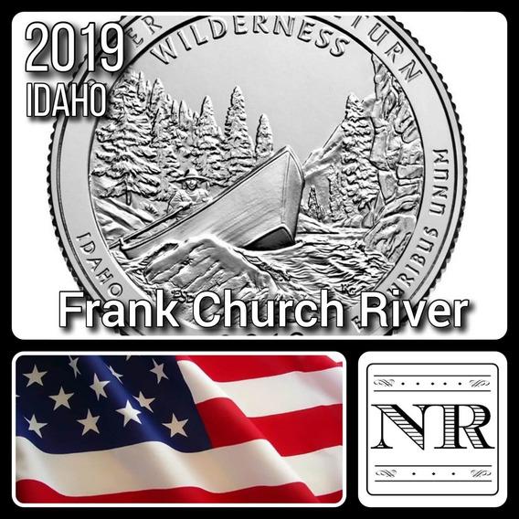 Frank Church River - Cuarter - Año 2019 - Parques - Eeuu