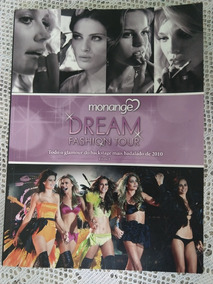 Monange Dream Fashion Tour 2010 - Livro 1