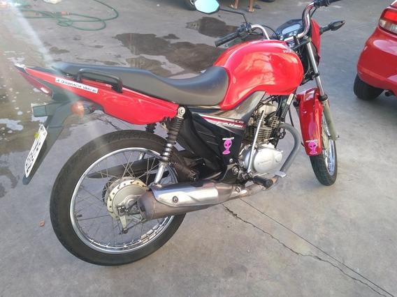 Honda Cg Fan 125 I