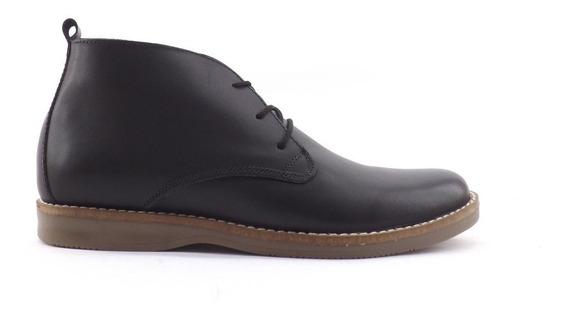 Botas De Vestir Hombre Zapatos Cuero Caballero Botinetas