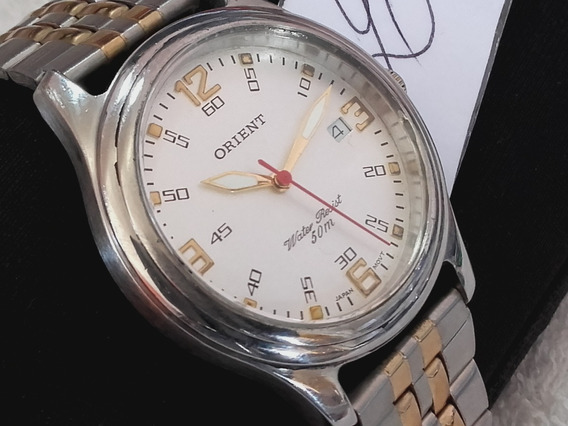 Relógio Orient, Masculino, A Quartz (es15) !