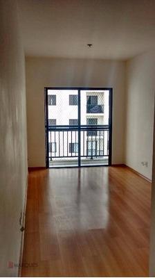 Apartamento Com 3 Dormitórios À Venda, 67 M² Por R$ 300.000 - Vila Rio De Janeiro - Guarulhos/sp - Ap0018