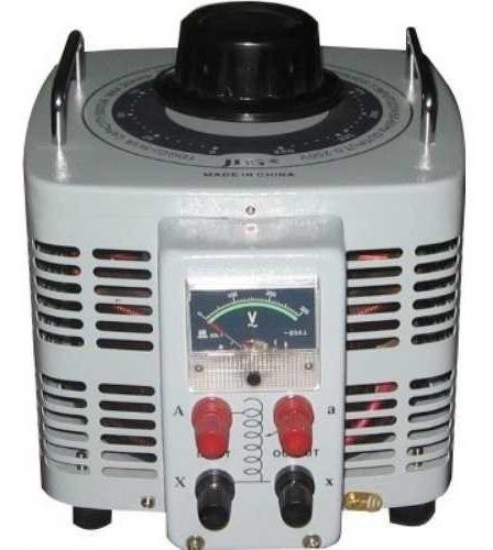 Regulador Tensao Monofasico Variac Tdgc2-1 1kva 220vca