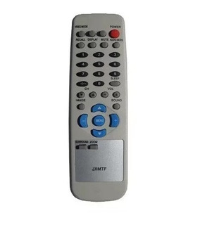 Control Remoto Jxmtf Tv Sanyo Sansei Philco Noblex