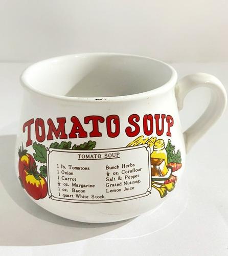 Taza Cerámica Tomato Soup