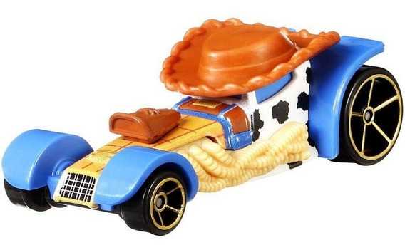 Hot Wheels Toy Story Carros Personagem Gcy53