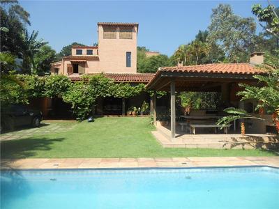 Casa À Venda Granja Viana- Chácara Santa Lúcia, Carapicuíba - Ca4043