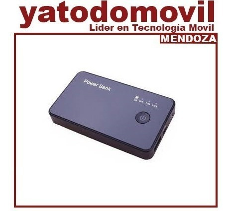 Mendoza, Power Bank Mini Camara Espia Ds297