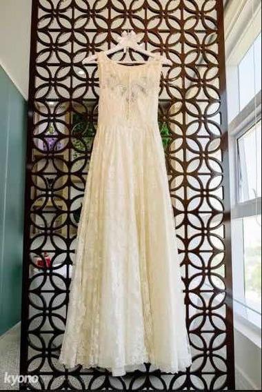 Vestido De Noiva - Marca Pó De Arroz