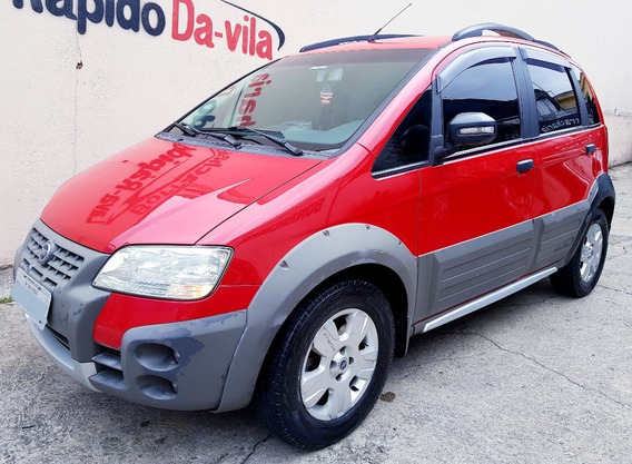 Fiat Idea Adventure 1.8 Mpi 8v Flex 2008/2008 Completo