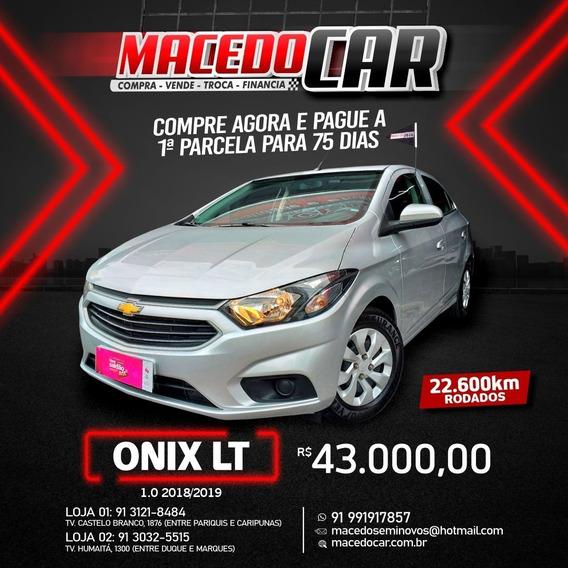 Chevrolet Onix 1.0 Lt 2019